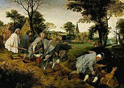 Bruegel - Les aveugles