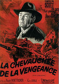 La chevauche de la vengeance