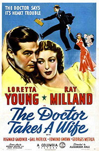 Le docteur se marie
