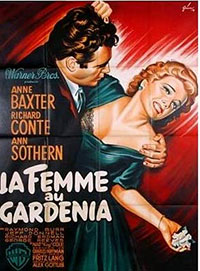 La femme au gardnia