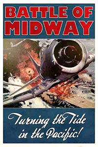 La bataille de Midway