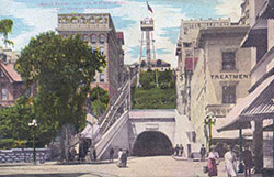 Hill Street Tunnel