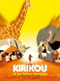 Kirikou et les btes sauvages