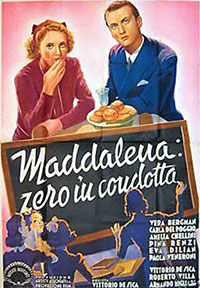 Madeleine, zéro de conduite