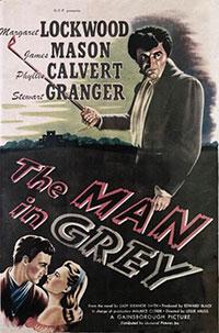 L'homme en gris