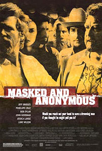 Masked and anonymous