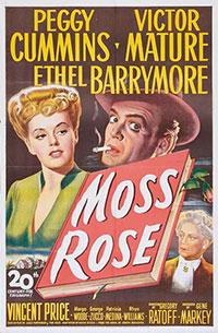 La rose du crime