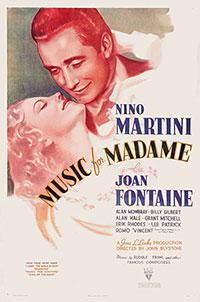 Musique pour madame