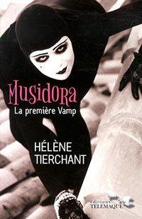 Livre : Musidora, la première vamp