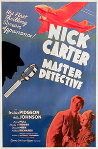 Nick Carter, Master Detective