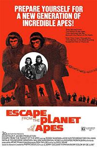 Les évadés de la planète des singes