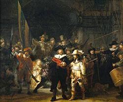 Rembrandt La Ronde de Nuit