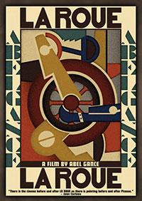 La Roue - affiche de Fernand Léger