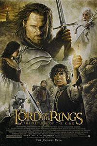 Le seigneur des anneaux - Le retour du roi