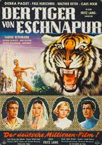 Le Tigre du Bengale / Le Tombeau hindou