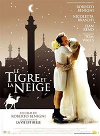 Le tigre et la neige