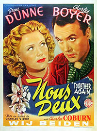 Together Again - Affiche belge (Nous deux)