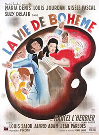 La vie de bohme