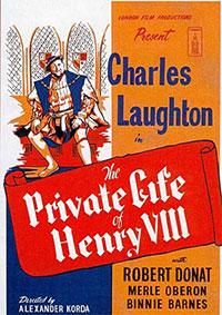 La vie privée d'Henry VIII