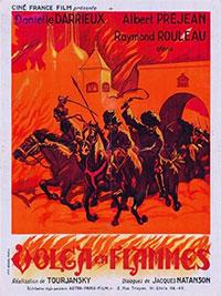 Volga en flammes