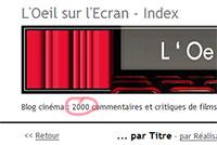 2000 films...
