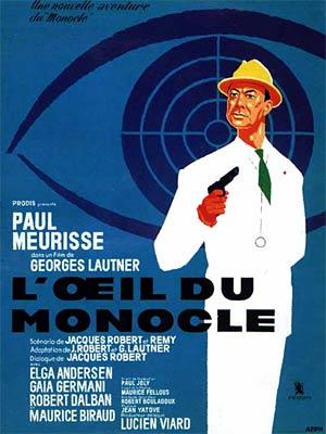 L'Œil du Monocle, de Georges Lautner  Oeil-monocle