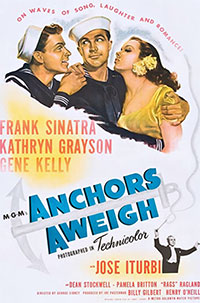 Escale à Hollywood (Anchors Aweigh)