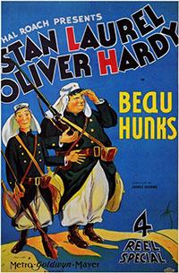 Les deux légionnaires (Beau Hunks)