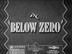 En dessous de zéro (Below Zero)