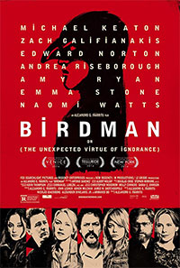 Birdman (Birdman or -The Unexpected Virtue of Ignorance)