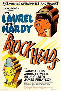 Têtes de pioche (Block-Heads)