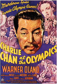 Charlie Chan aux jeux olympiques (Charlie Chan at the Olympics)