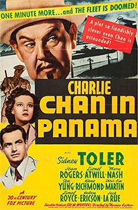 Charlie Chan au Panama (Charlie Chan in Panama)