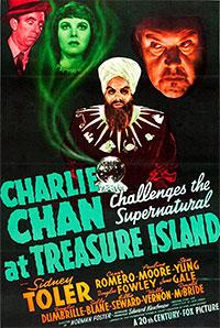 Charlie Chan et l'Île au trésor (Charlie Chan at Treasure Island)