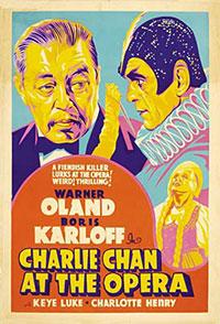 Charlie Chan à l'opéra