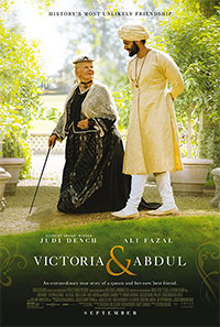 Confident Royal (Victoria & Abdul)