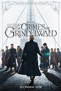 Les animaux fantastiques: Les crimes de Grindelwald (Fantastic Beasts: The Crimes of Grindelwald)