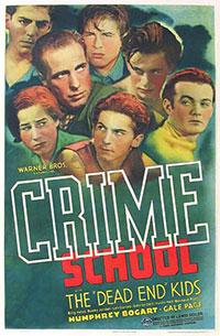 L'école du   crime