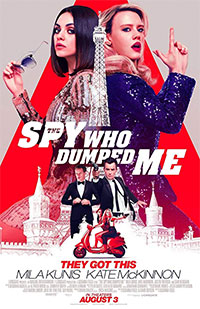 L'espion qui m'a larguée (The Spy Who Dumped Me)
