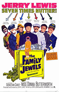 Les tontons farceurs (The Family Jewels)
