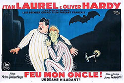 La Maison de la peur (The Laurel-Hardy Murder Case)