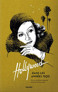 Livre Hollywood dans les années 1930 - Taschen