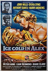 Le Désert de la peur (Ice Cold in Alex)