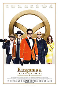 Kingsman: Le cercle d'or (Kingsman: The Golden Circle)