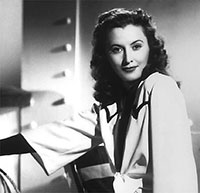 Barbara Stanwyck dans Lady Eve
