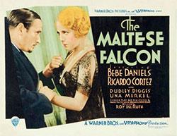 Maltese Falcon (1931)
