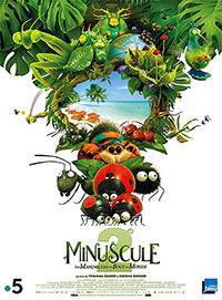 Minuscule 2 - Les mandibules du bout du monde (Minuscule - Les mandibules du bout du monde)