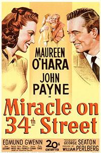 Le miracle de la 34ème rue