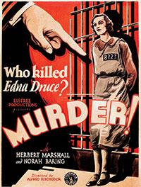 Meurtre (Murder!)
