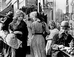 Lilian Gish et Dorothy Gish